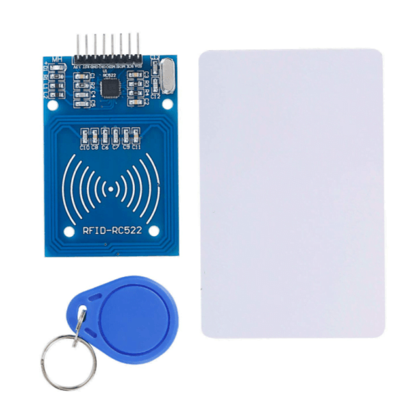 RC522 RFID 13.56MHZ Reader Writer Module / MFRC-522 reader with tag